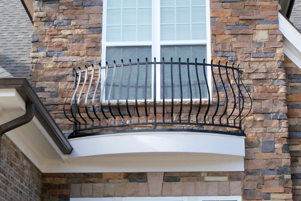 Iron Window Boxes Amp Guards Raleigh Cast Iron Elegance