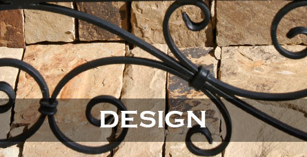 Custom Iron Design Fabrication Raleigh NC