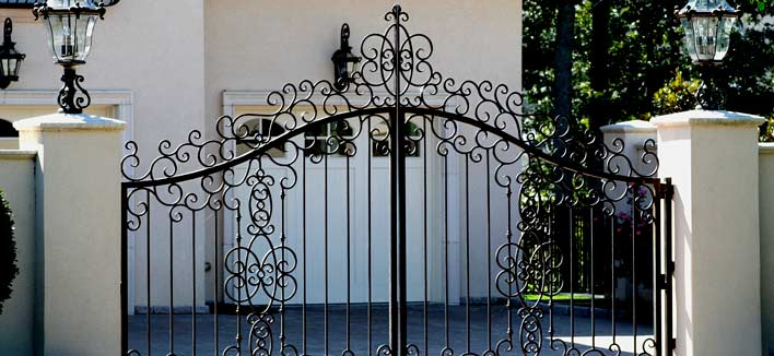 Designer Iron Gate Raleigh NC